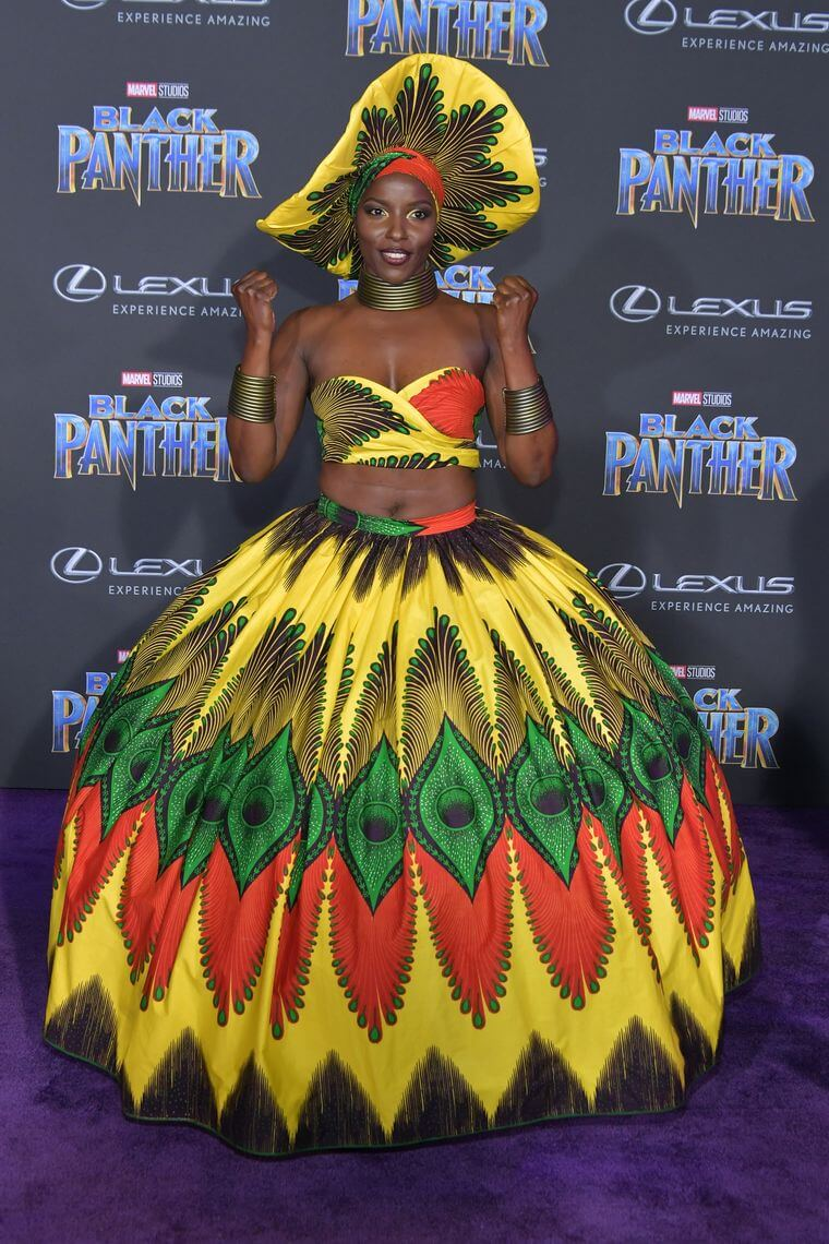 black-panther-premier-red-carpet-janeisha-adams
