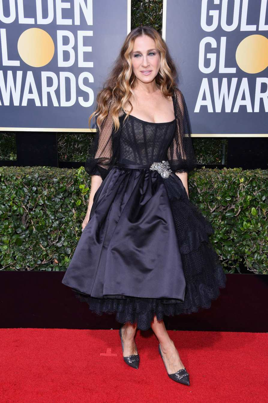 Sarah Jessica Parker - 2018 Golden Globes