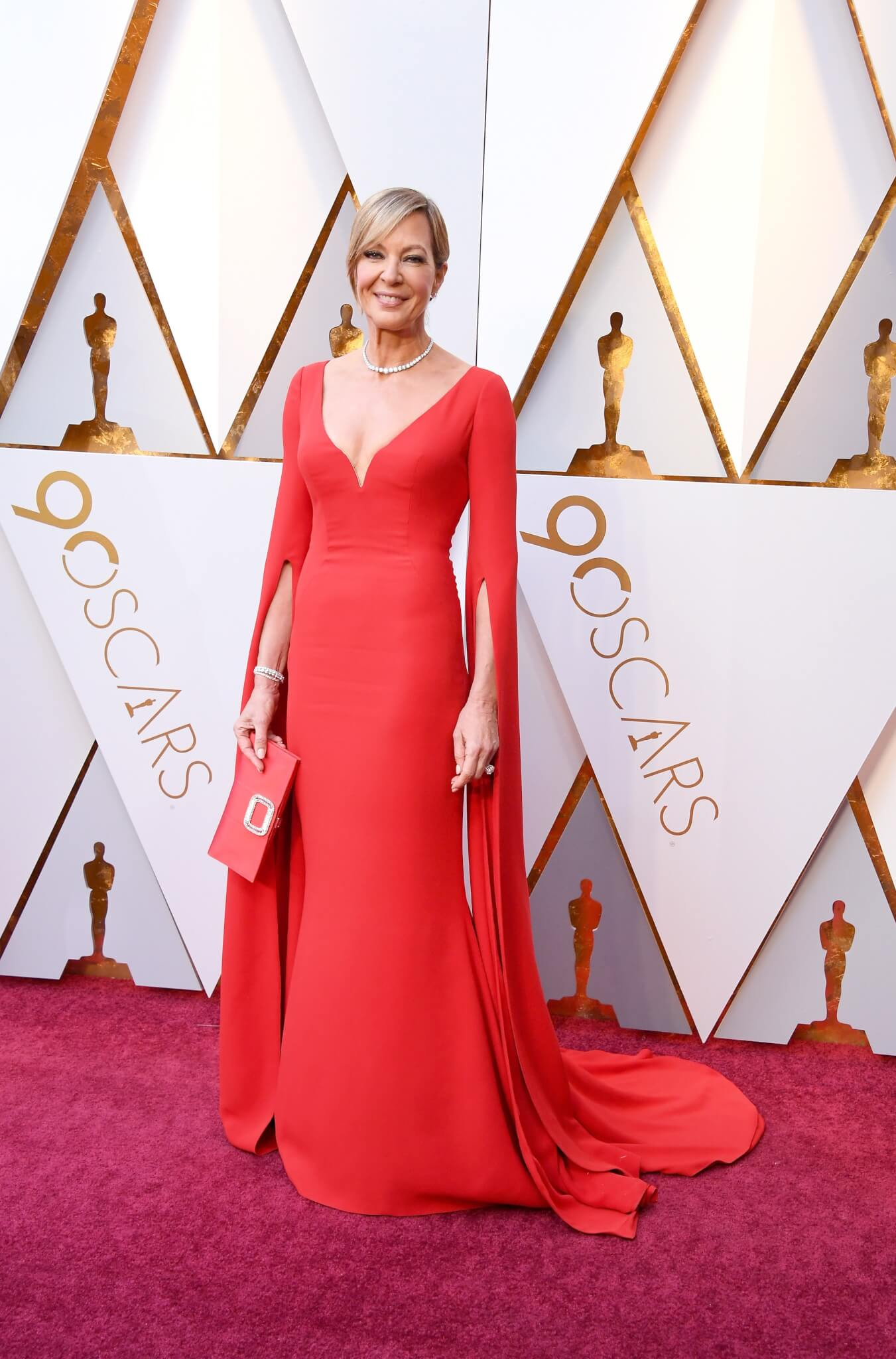 Allison Janney - 2018 Oscars Red Carpet