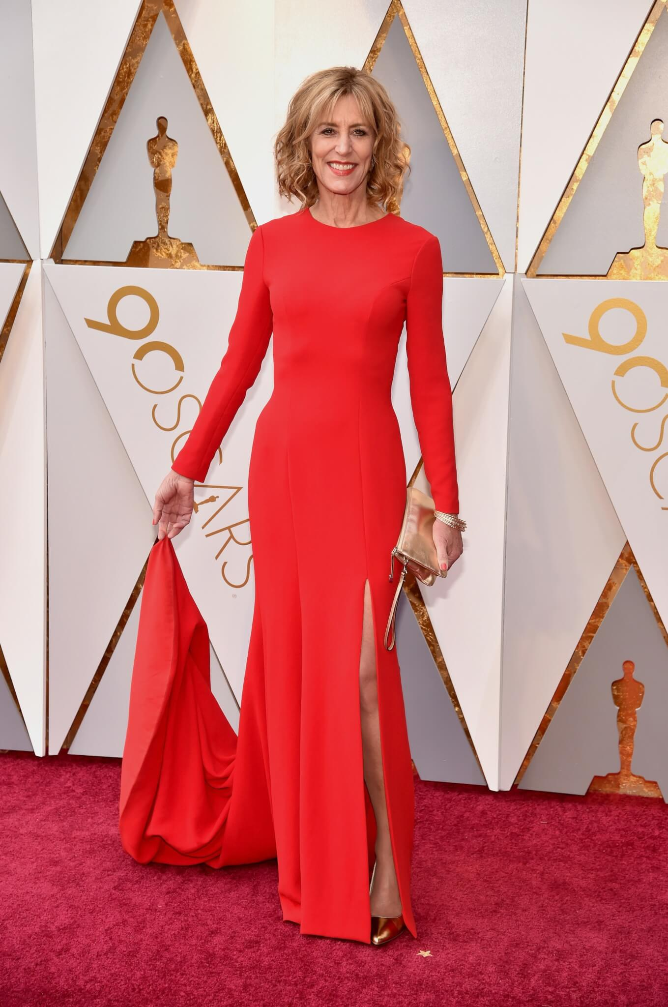 Christine Lahti - Oscars 2018