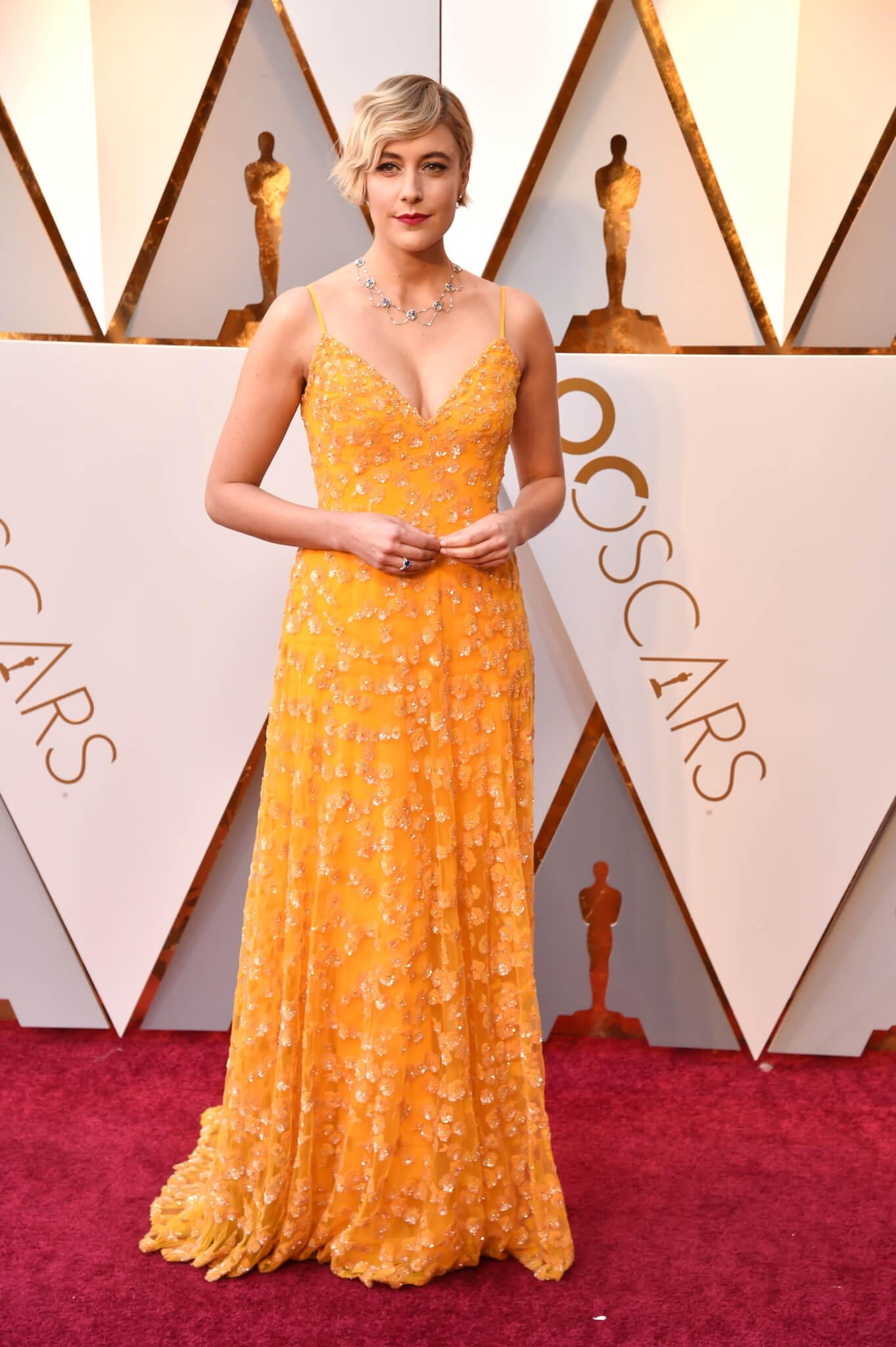 Greta Gerwig - Oscars 2018