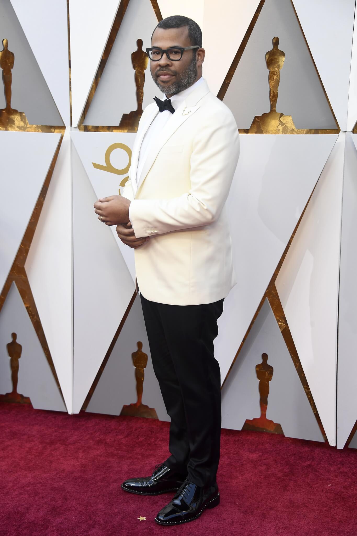 Jordan Peele - 2018 Oscars