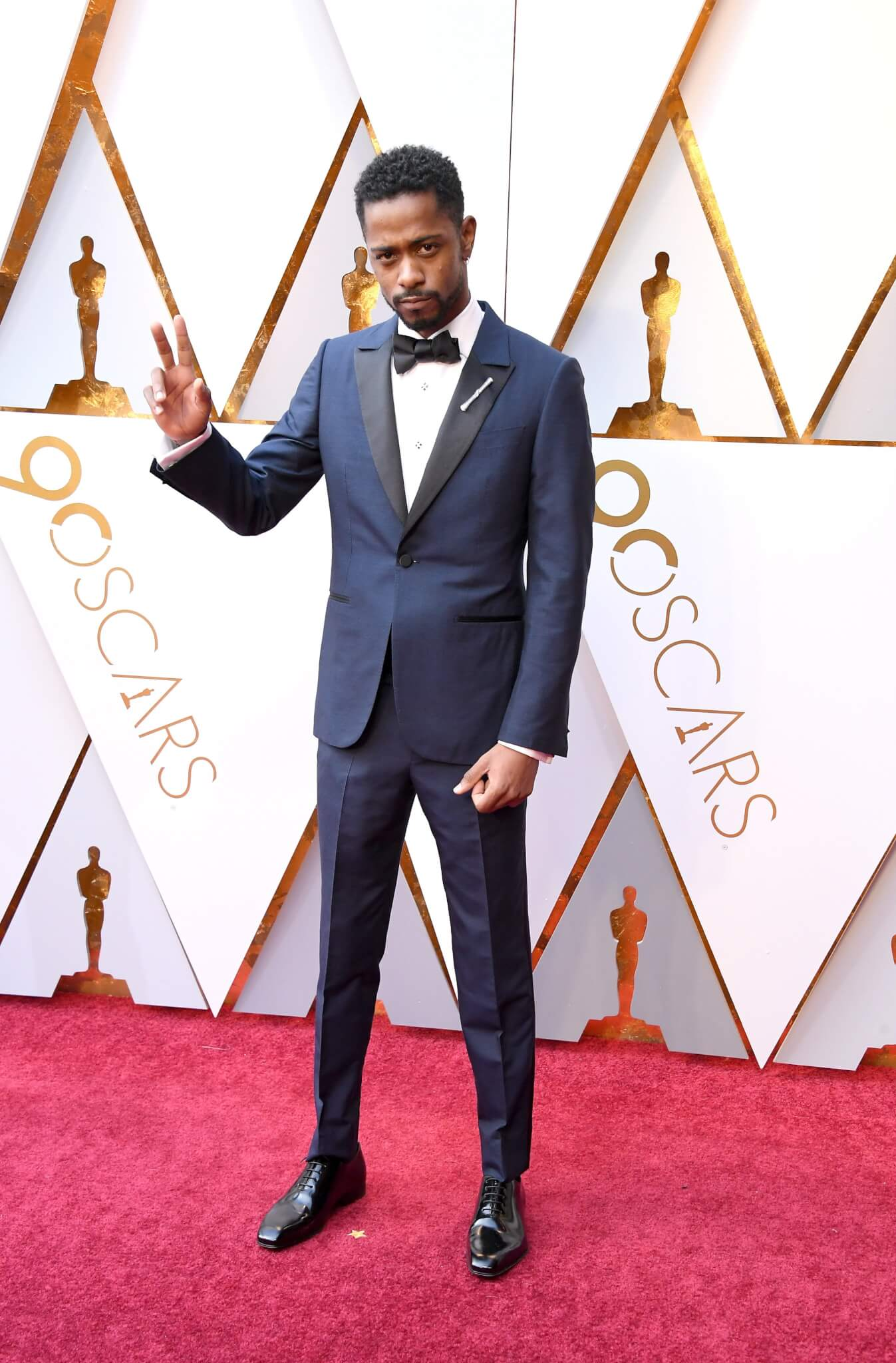 Lakeith Stanfield - Oscars 2018 Red Carpet