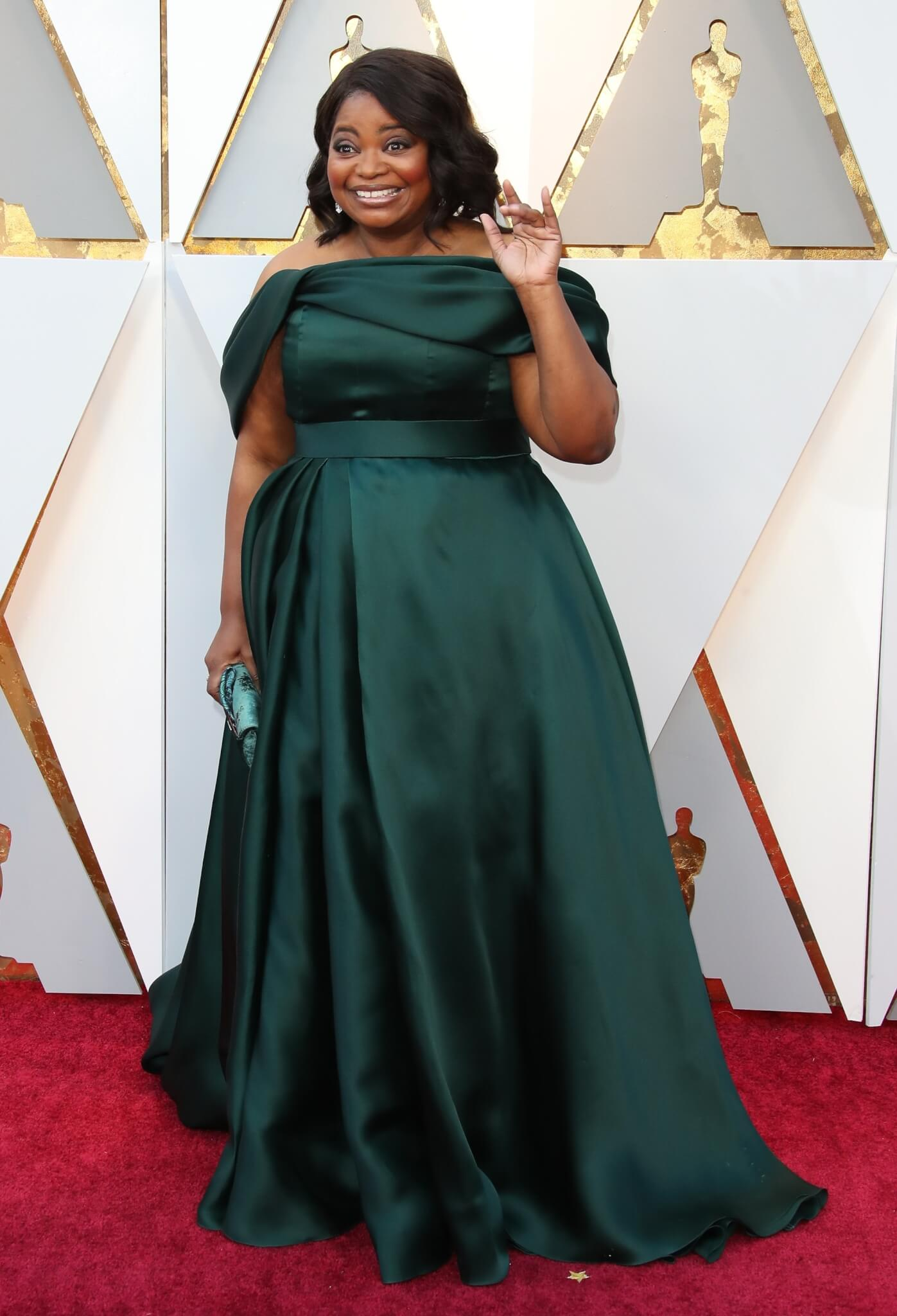 Octavia Spencer - 2018 Oscars