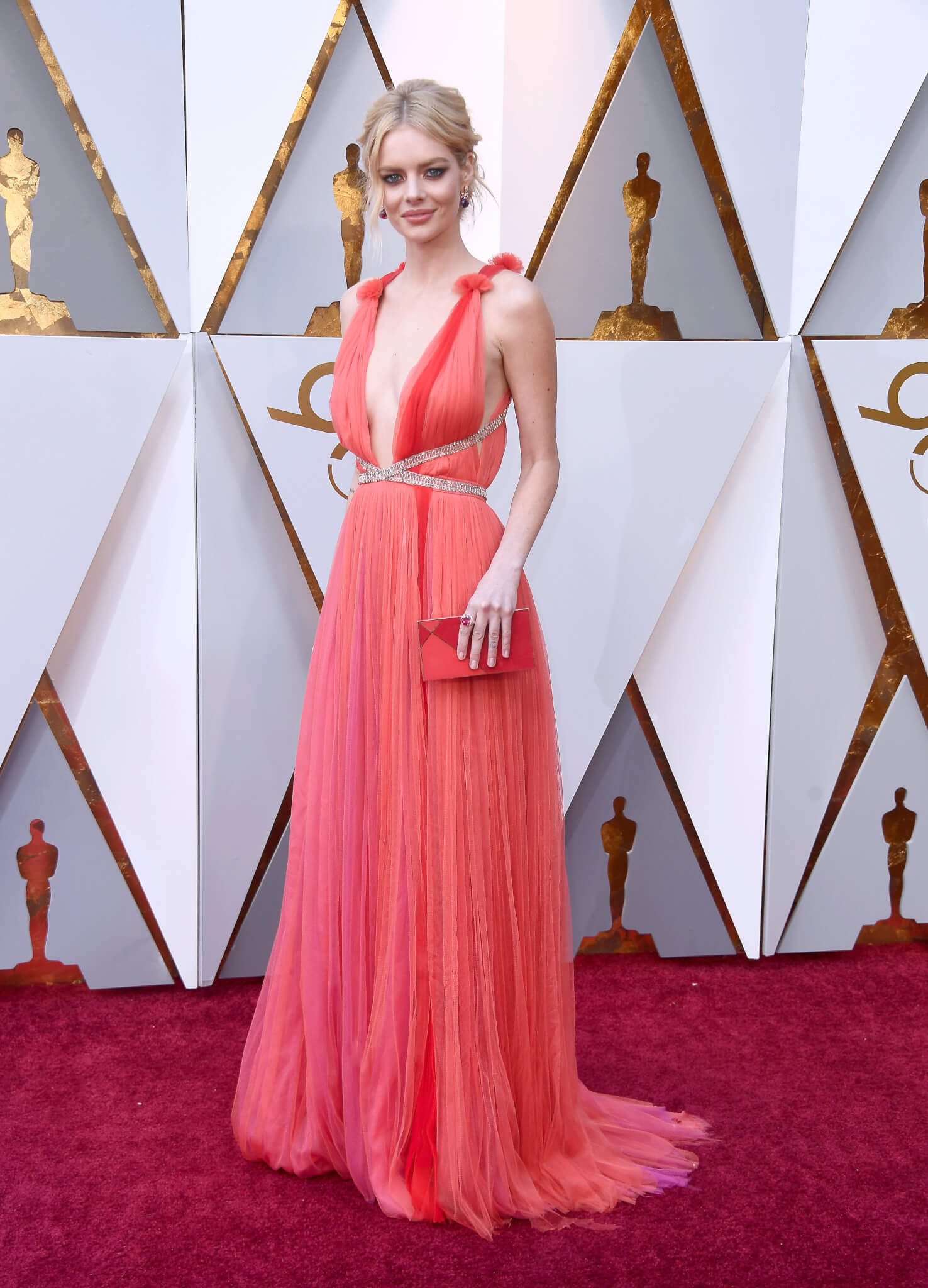 Samara Weaving - Oscars 2018