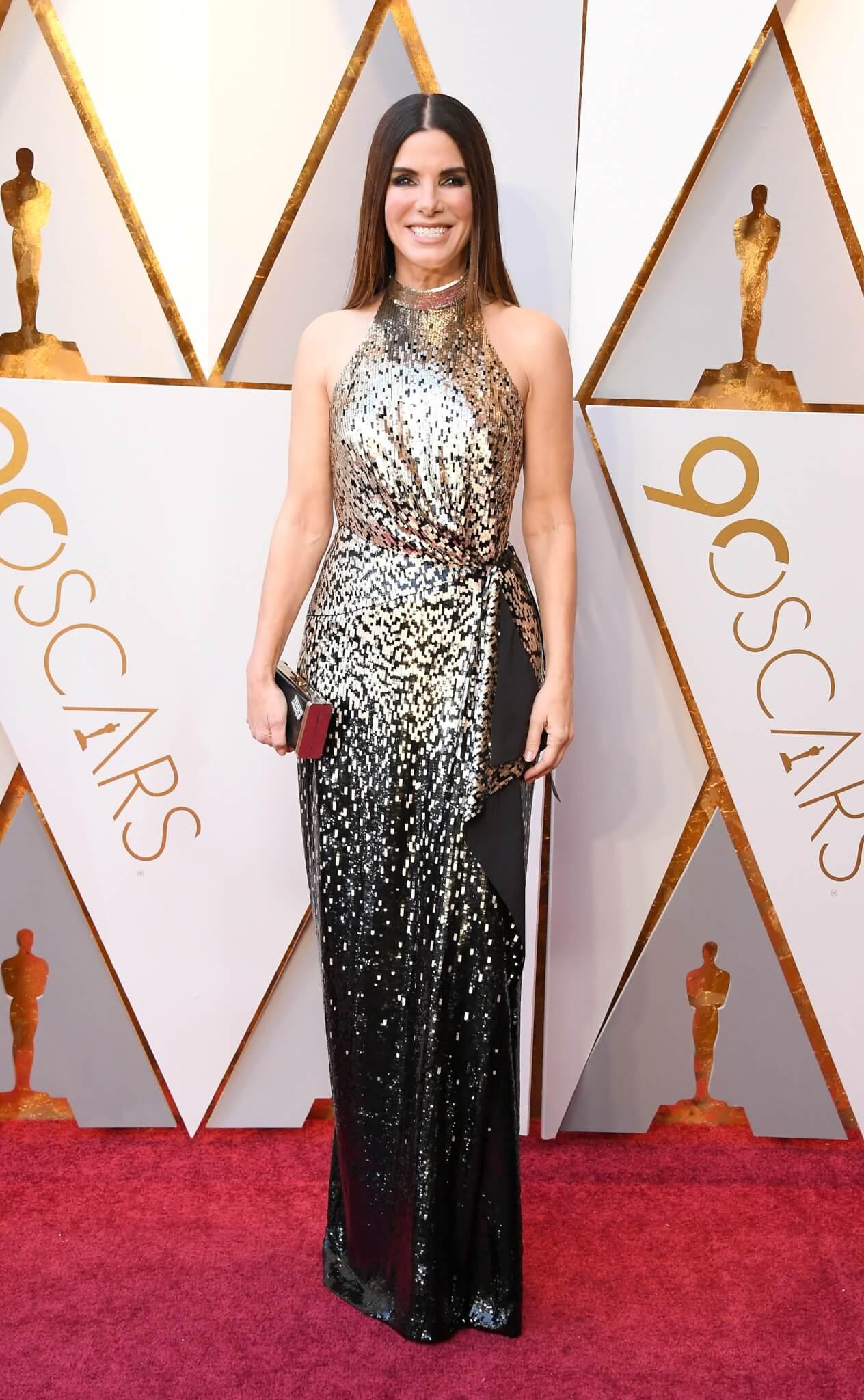 Oscars 2018 - Sandra Bullock