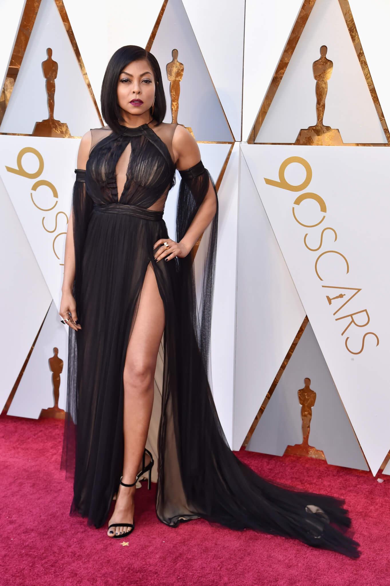 Taraji P Henson - Oscars 2018