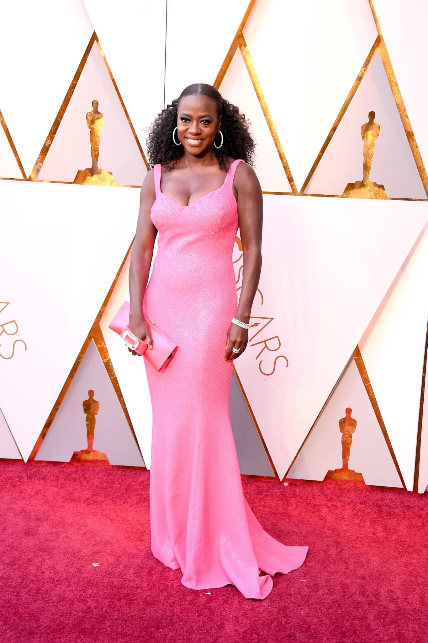 Viola Davis - Oscars 2018