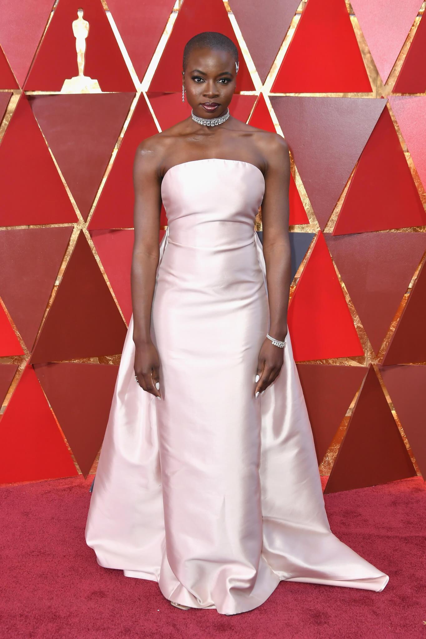 Oscars 2018 - Danai Gurira