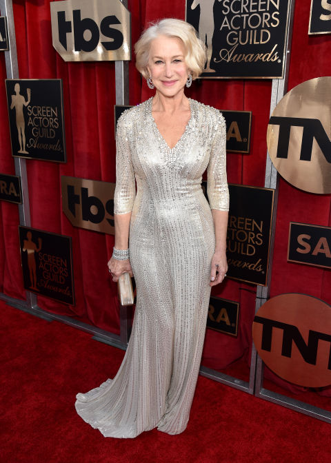 SAG-Awards-2016-Red-Carpet-Helen-Mirren