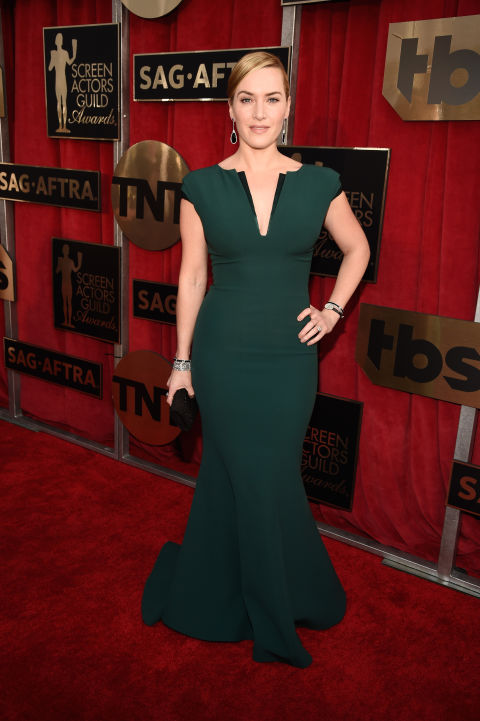 SAG-Awards-2016-Red-Carpet-Kate-Winslet