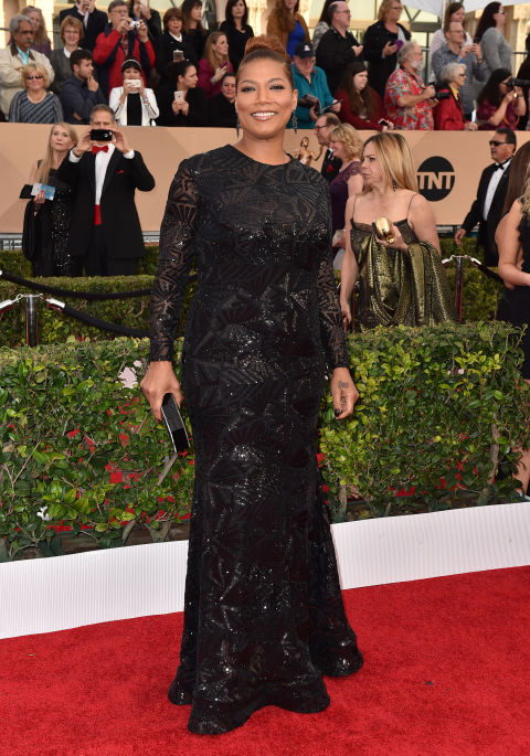 SAG-Awards-2016-Red-Carpet-Queen-Latifah