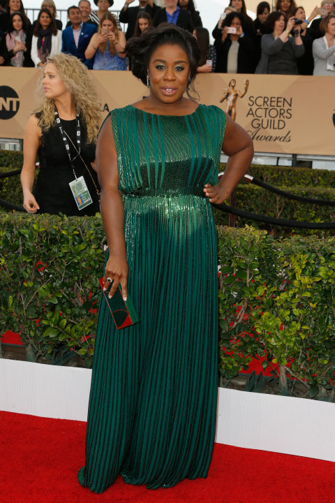 SAG-Awards-2016-Red-Carpet-Uzo-Aduba