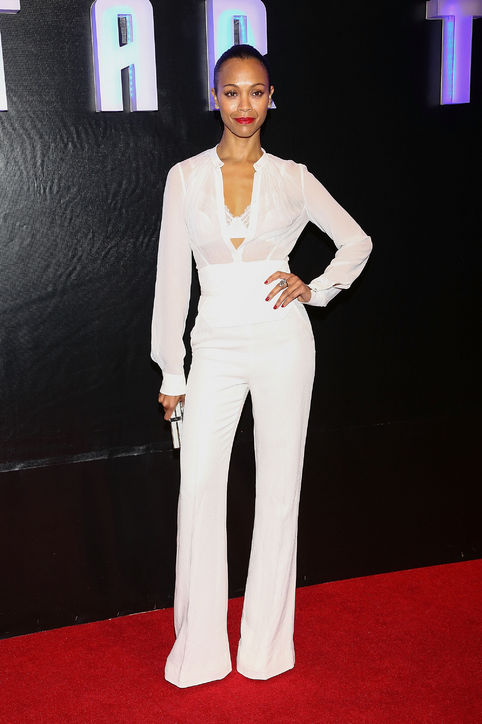 zoe-saldana-all-white-red-carpet-star-trek