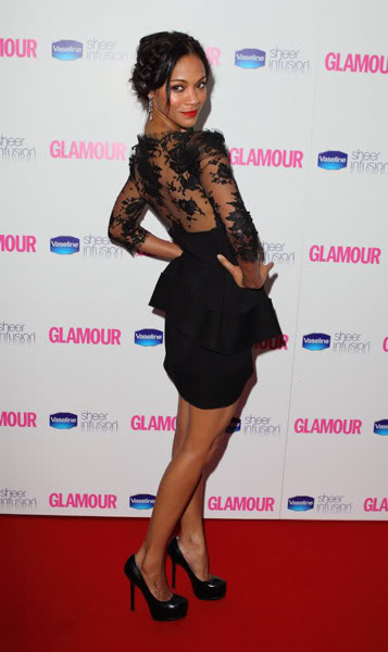 zoe-saldana-glamour-red-carpet
