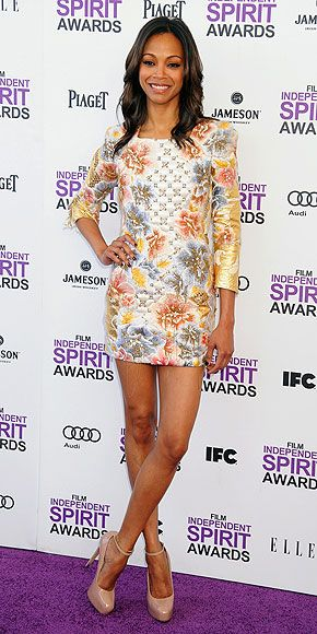 zoe-saldana-spirit-awards