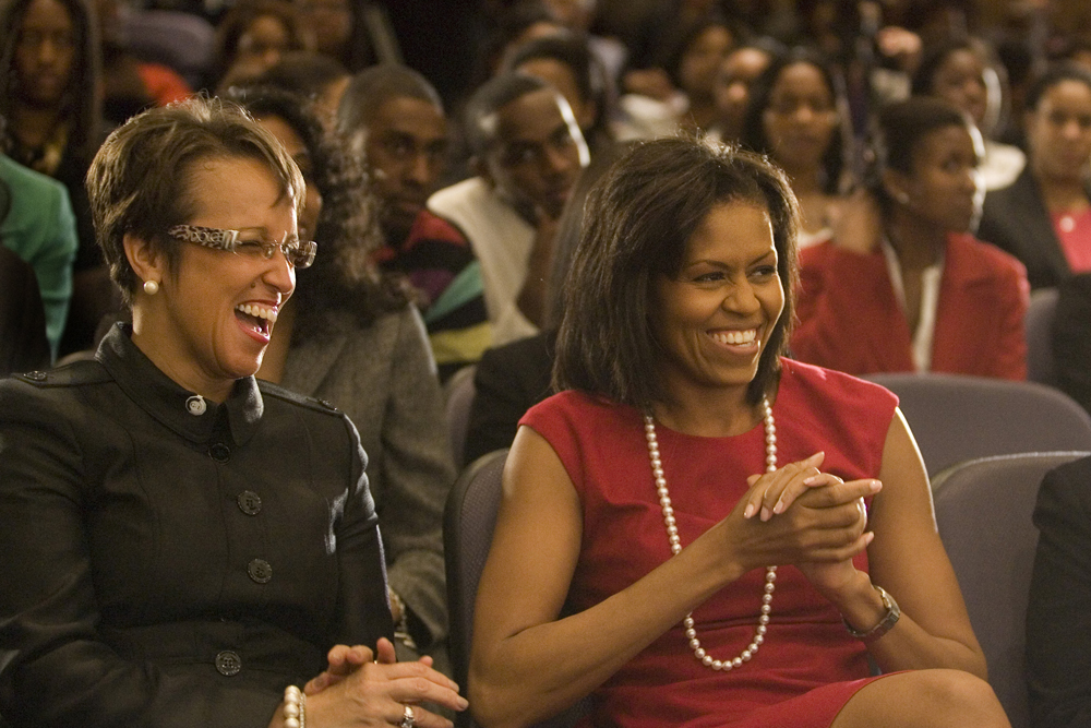On Growing Up – Gems from Mrs. Obama