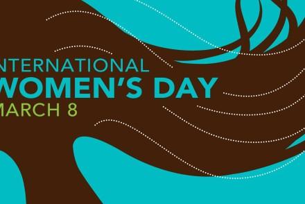 International Women's Day March 8