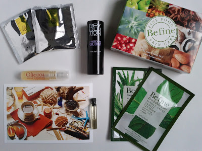 Product Passion: April's Birchbox