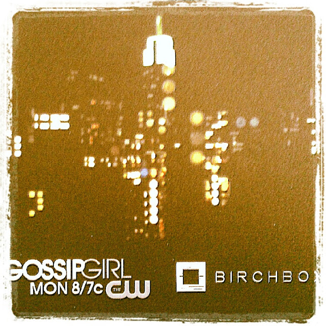 Product Passion: May's Birchbox & Gossip Girl