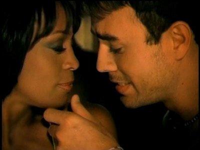 Flashback Friday: Whitney & Enrique