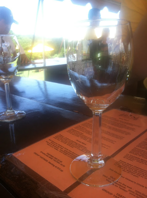 virginia wine country - a tasting