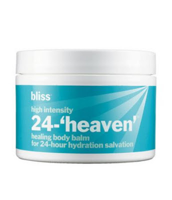 soft summer skin with bliss 24 heaven