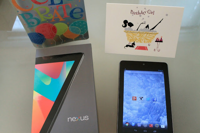 Google Nexus Tablet 7