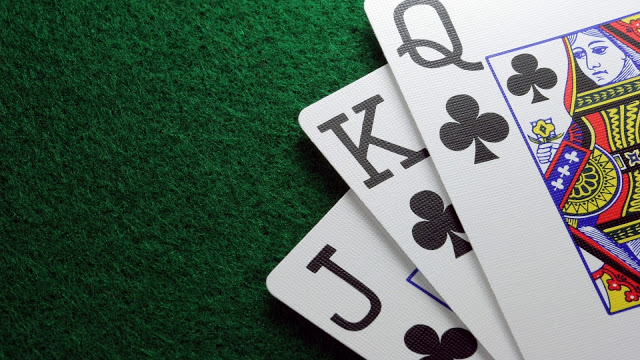 Playing Cards, Jack, Queen and King - How to play the hand you're dealt