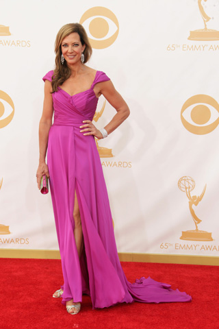 Best Dressed for the 2013 Emmy Awards
