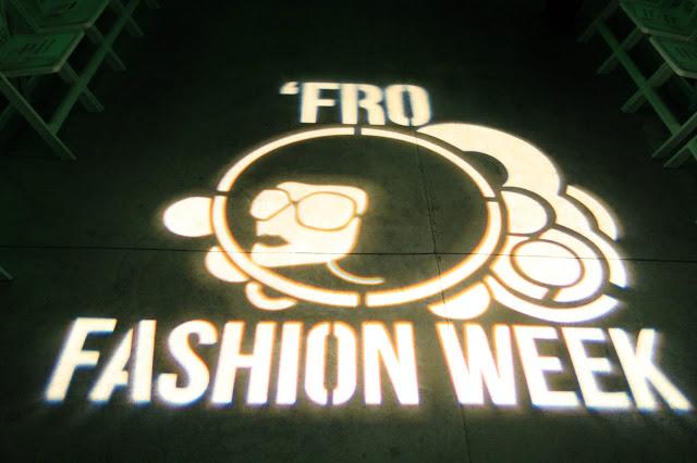 Big Hair Wins at 'Fro Fashion Week!