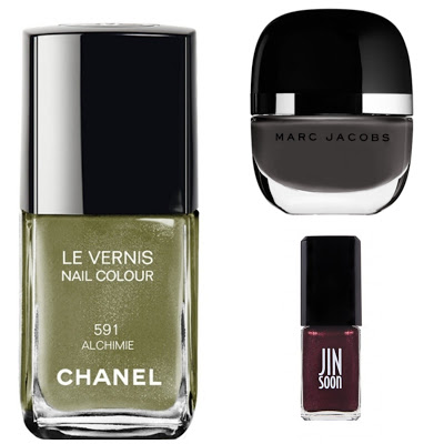 best nail colors for fall