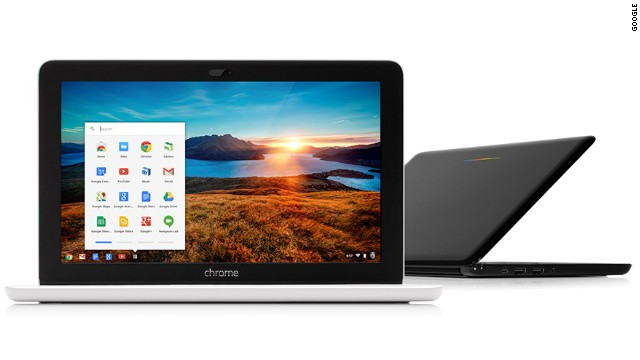 Go Go Gadget Love: HP Chromebook