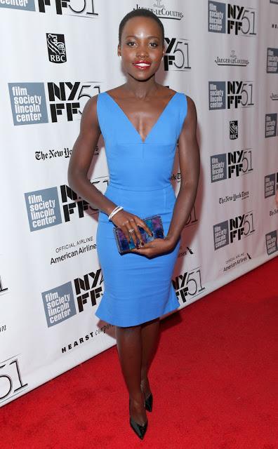 Celebrity Style Watch: Lupita Nyong'o