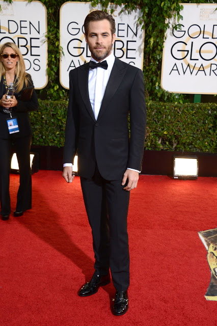 Golden Globes 2014 – Best of the Boys