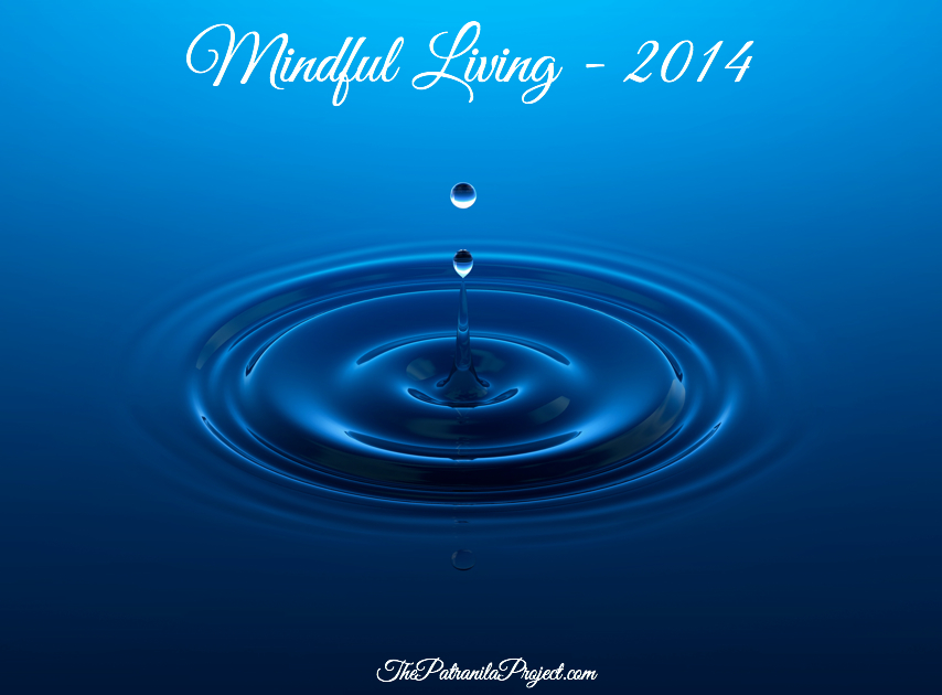 My Year of Mindful Living