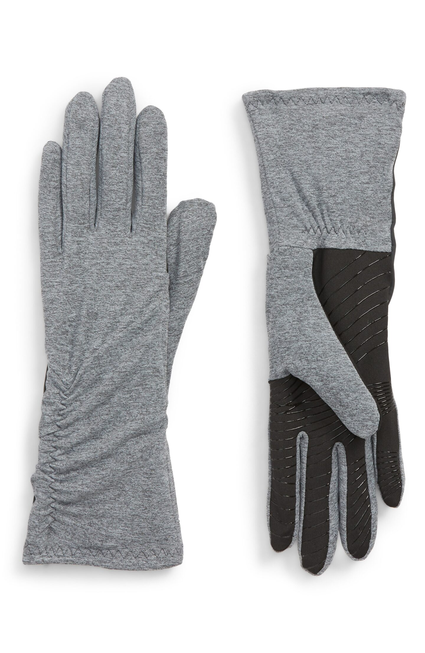 slim fit touchscreen gloves