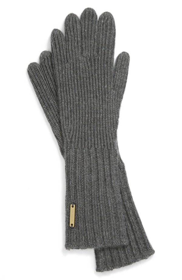 Touchscreen Tech Gloves from Burberry