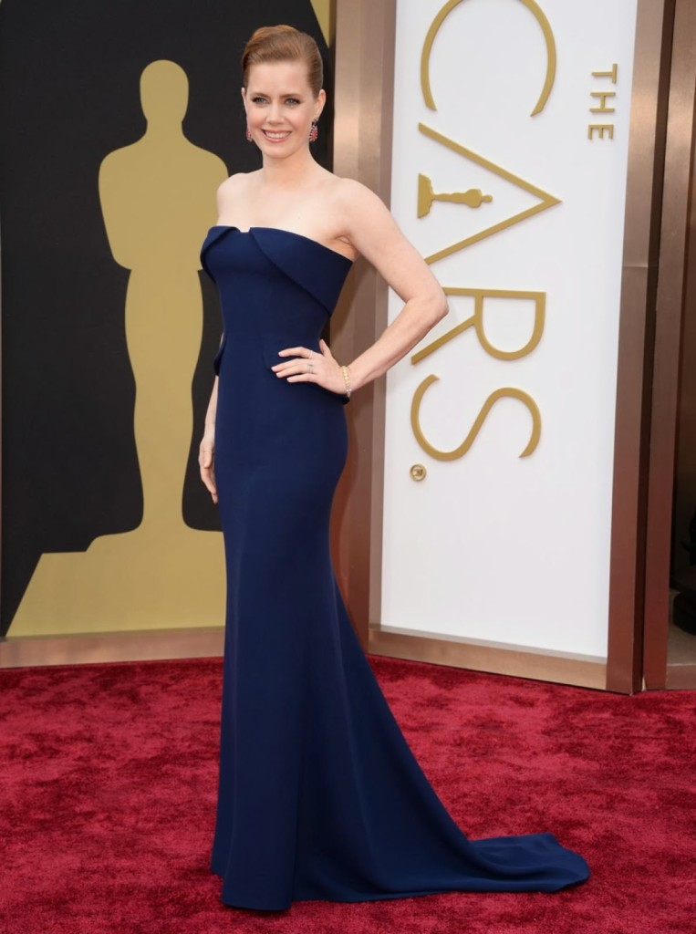 Amy Adams in Gucci Couture, Oscars 2014, Academy Awards