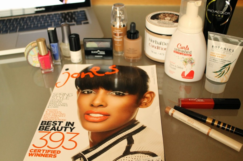 Jones Magazine via The Patranila Project ~ Best in Beauty Winners Announced