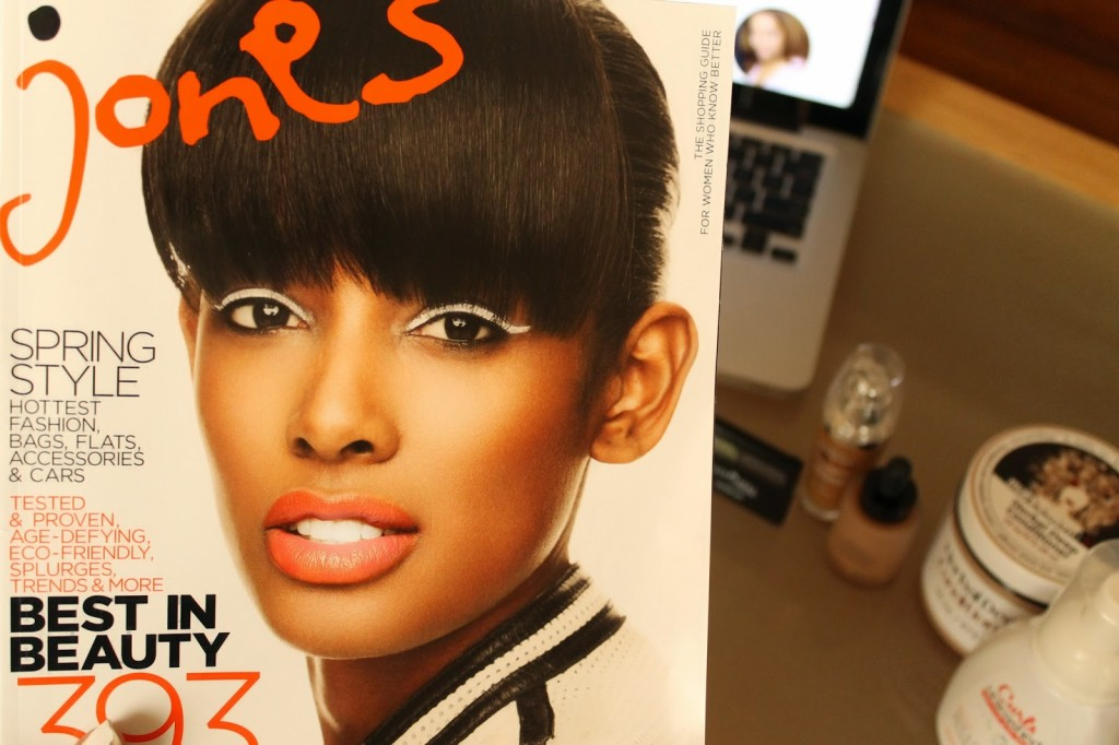 Best in Beauty 2014: Jones Magazine