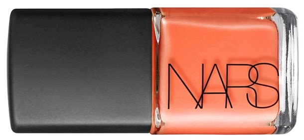 Hottest Nail Colors for Spring 2014 - NARS in Wind Dancer