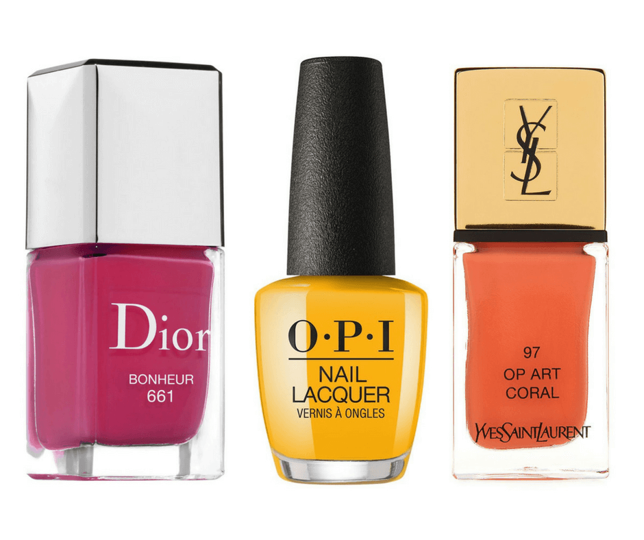 Hot Nail Colors for Spring You Should Rock Right Now!