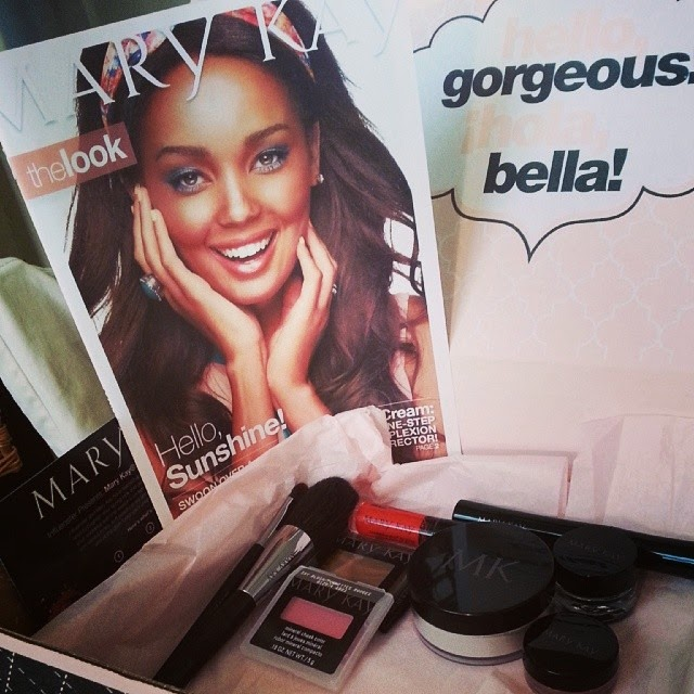 Get #MKGlam With Mary Kay