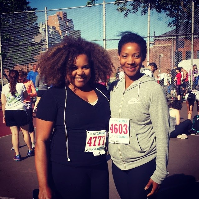 I Ran the McCarren Park 5k!