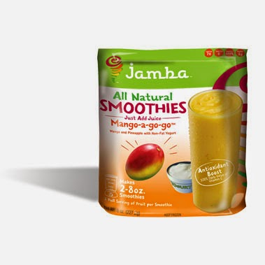 Jamba Juice Smoothie Kit in Mango-a-go-go ~ #SurfsUpVoxBox