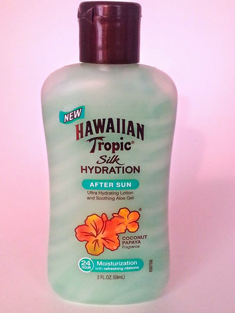 Hawaiian Tropic Silk Hydration After Sun ~ #SurfsUpVoxBox ~ lightweight moisture