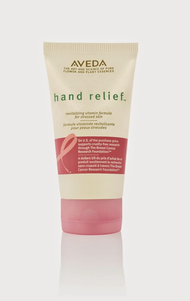 BCA ~ Breast Cancer Awareness Month ~ Aveda Hand Relief with Shampure
