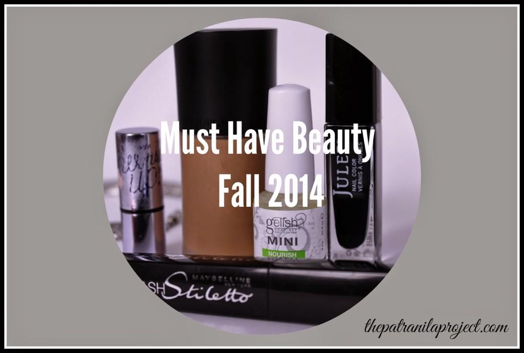 Beauty Love ~ Fall 2014
