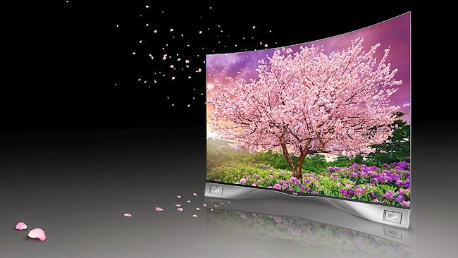 It's #HintingSeason: The LG Oled is a great gift from Best Buy